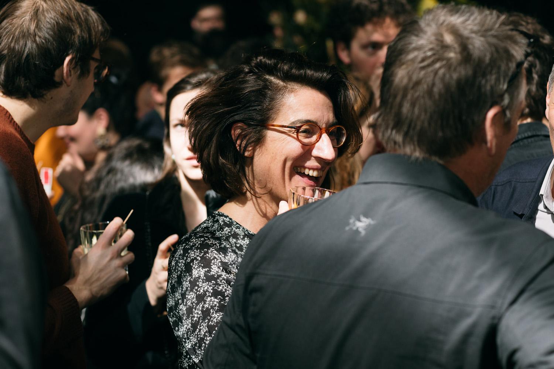 Nora Heinisch Berlinale 2020